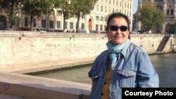 Түркияда тұратын этникалық қазақ Мариям Хакім.