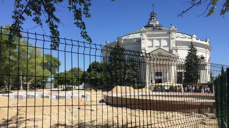 Исторический бульвар в Севастополе: поиск нового подрядчика и риск потерять пласт археологии