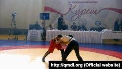 Відкритий чемпіонат із національної боротьби Куреш у Сімферополі, 2017 рік