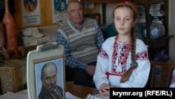 В Севастополе к дню рождения Тараса Шевченко провели литературные чтения, 9 марта 2017 года