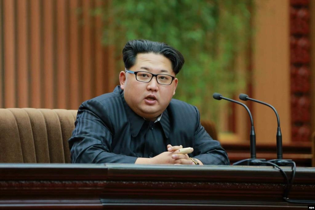 Ким Чен Ынготовится использовать ужасное оружие