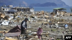 A devastating tsunami last March contributed to Japan's economic woes.