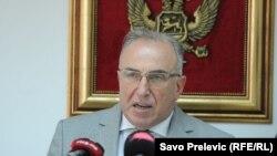 Vrhovni državni tužioc Ivica Stanković