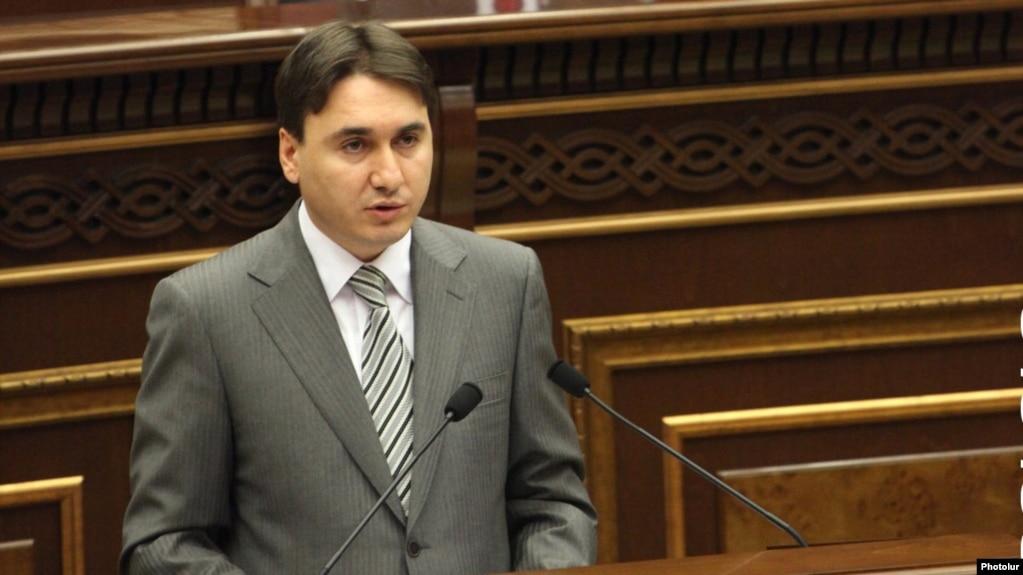 «Жаманак»: Проведен обыск в доме бывшего вице-премьера Армена Геворкяна