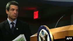مارک تونر سخنگوی وزارت امور خارجه امریکا