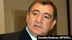 Министр налогов Азербайджана Фазиль Мамедов