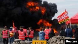 Protesti u Francuskoj