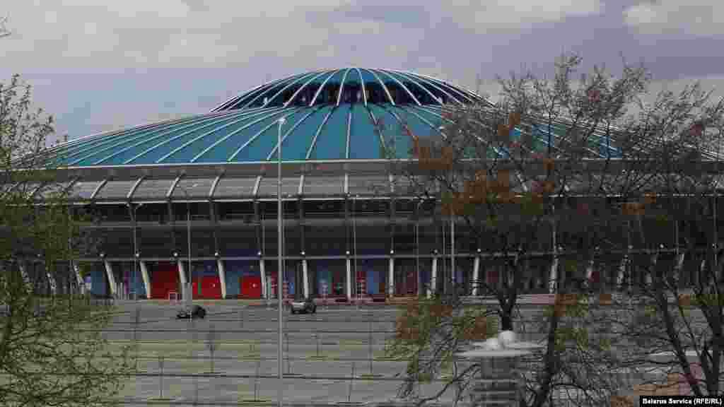 Chyzhouka Arena