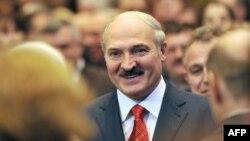 Президент Белоруссии Александр Лукашенко, декабрь 2010 года