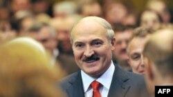 Александр Лукашенко, декабрь 2010 года