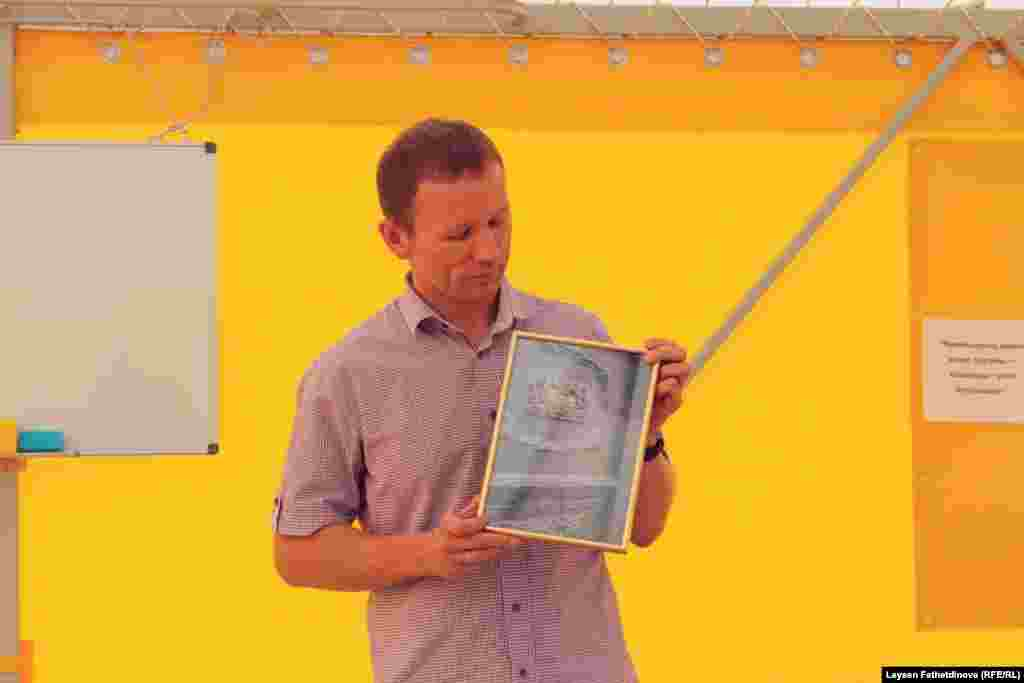 """Мөселман яшьләренең I проектлар мәктәбе - Марат Миңнебаев """"Гыйбадәт кыл һәм эшлә"""" формуласы турында сөйли"""