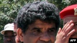 Ish-shefi i inteligjencës libiane, Abdullah al-Senusi.