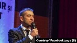 Romania Gabriel Zetea the president of the Maramures County Council