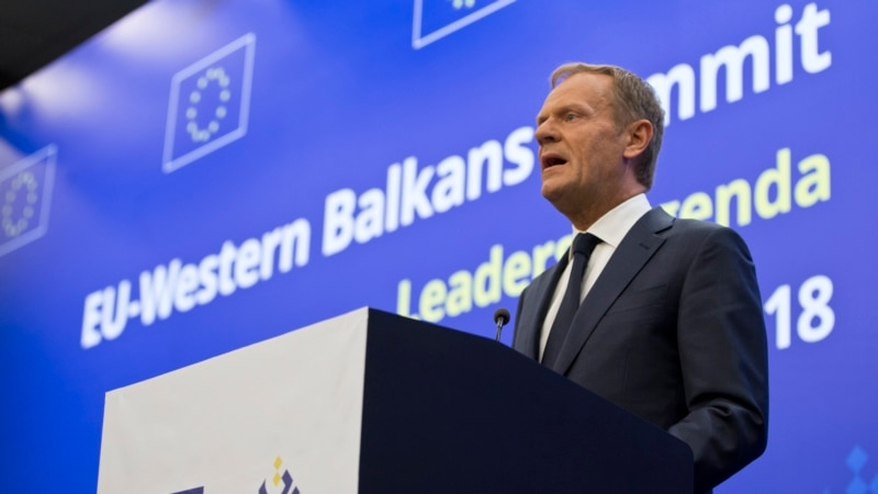 First EU-Western Balkan Summit In 15 Years To Focus On Integration