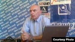 Доктор исторических наук, профессор Георгий Анчабадзе