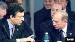 Жозе Мануэл Баррозу предлагает России разрешить свободный транзит по ее территории газа, закупаемого Европой у других