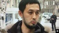 Казахстанский активист Альнур Ильяшев.