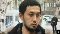 Гражданский активист Альнур Ильяшев. Архивное фото.