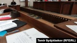 В суде (архивное фото)