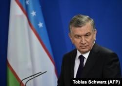 Prezident Shavkat Mirziyoyev