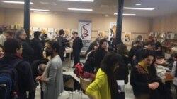 نمایشگاه ناشران مستقل در خارج از ایران برای «مقابله با سانسور»