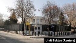 Թուրքիա - Անկարայում ԱՄՆ դեսպանատունը, արխիվ
