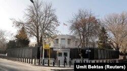 Посольство США в Турции, Анкара (архивное фото)