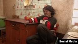 Часть выставки Виктора Марущенко «Донбасс – страна мечты», опубликованные в соцсетях художницей Евгенией Белорусец