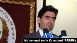 فرامرز تمنا رئیس مرکز مطالعات استراتژیک وزارت امور خارجه افغانستان
