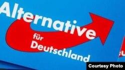 """Лого партии """"Альтернатива для Германии"""""""