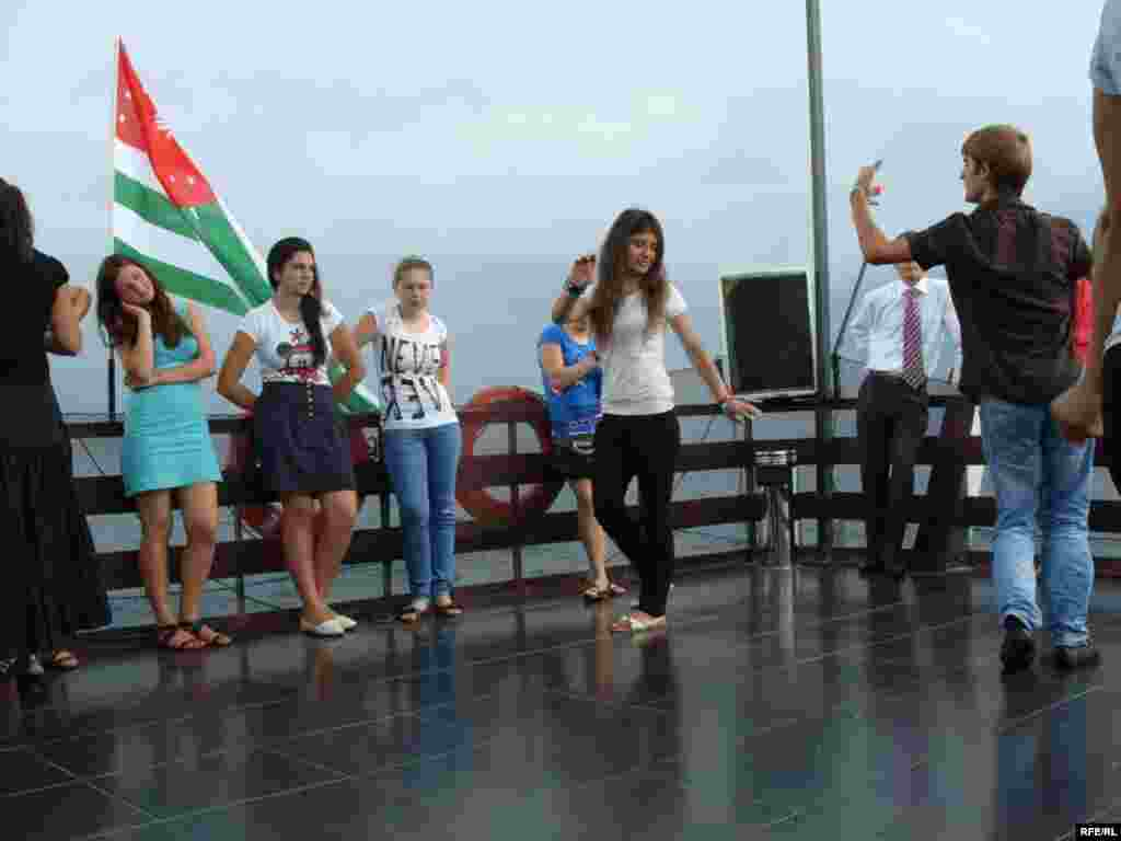 Абхазия отмечает годовщину признания Москвой #12