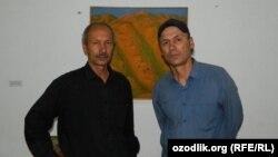 Рассомлар Абдулла ва Нўъмон Холмирзаев