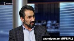 Адвокат Арутюн Багдасарян беседует с Радио Азатутюн, 25 октября 2016 г.