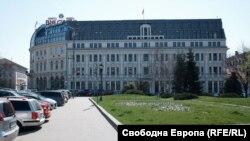 Сградата на Българската банка за развитие (ББР)