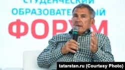 Рустам Минниханов является президентом Татарстана с 2010 года
