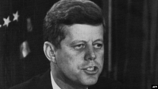 U.S. President John Fitzgerald Kennedy was assassinated on November 22, 1963.