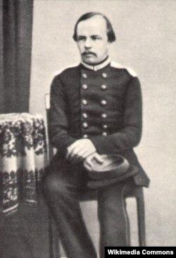 Fyodr Dostoyevskinin hərbi mühəndis kimi çalışdığı gənclik illəri.
