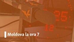 Moldova la ora 7
