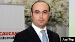 Ադրբեջանի նախագահի աշխատակազմի բաժնի վարիչ Էլնուր Ասլանով, արխիվ