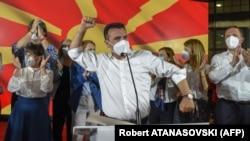 Premierul interimar al Macedoniei de Nord, Zoran Zaev
