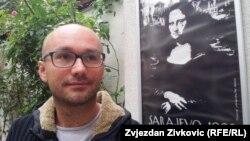 Damir Arsenijević, foto: Zvjezdan Živković