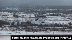 Військові захопили бойовика на Донбасі