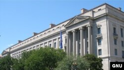 ساختمان وزارت دادگستری امریکا در واشینگتن
