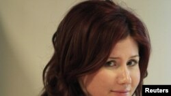 Anna Chapman: A woman of mystery