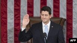 Paul Ryan duke e dhënë betimin si kryesues i Dhomës Përfaqësuese të Kongresit të Shteteve të Bashkuara