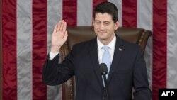 The speaker of the U.S. House of Representatives, Paul Ryan