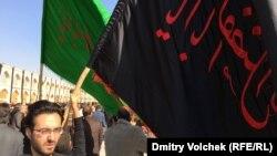 Ашура – день поминовения имама Хусейна в Иране.