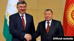 30-январда Бишкекке чек арадагы кырдаалды талкуулоо үчүн тажик вице-премьер-министри Мурадоли Алимардон баштаган делегация келди.