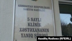 Azerbaijan-Zaur Hasanov's case
