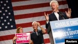 Sa predizbornih skupova Demokrata, Florida, novembar 2014.